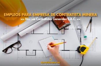 contratistas generales