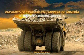 empresa de minería