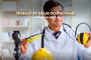 trabajo en salud ocupacional