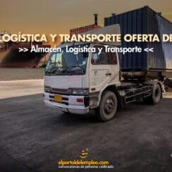 Almacén, Logística y Transporte