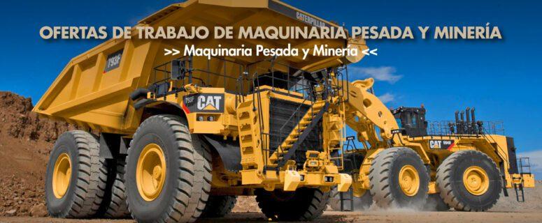 Maquinaria Pesada y Minería