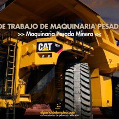 Maquinaria Pesada Minera